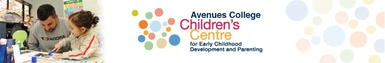 Children's Centre for Early Childhood Development & Parenting 1