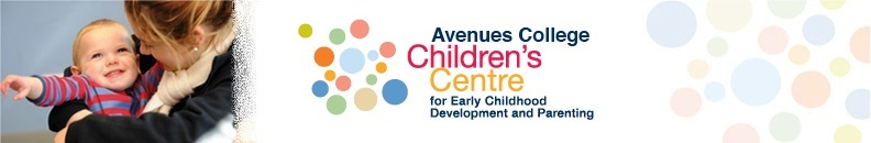Children's Centre for Early Childhood Development & Parenting 4