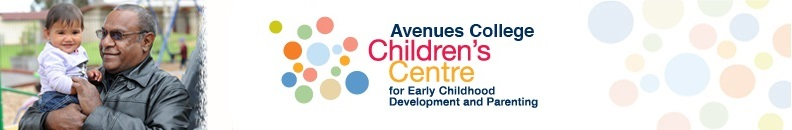 Children's Centre for Early Childhood Development & Parenting 2